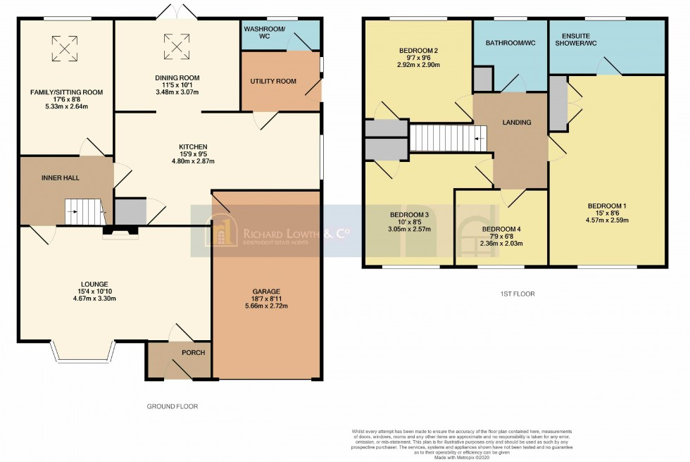 Floorplan for POYNTON (BROWNLOW CLOSE)