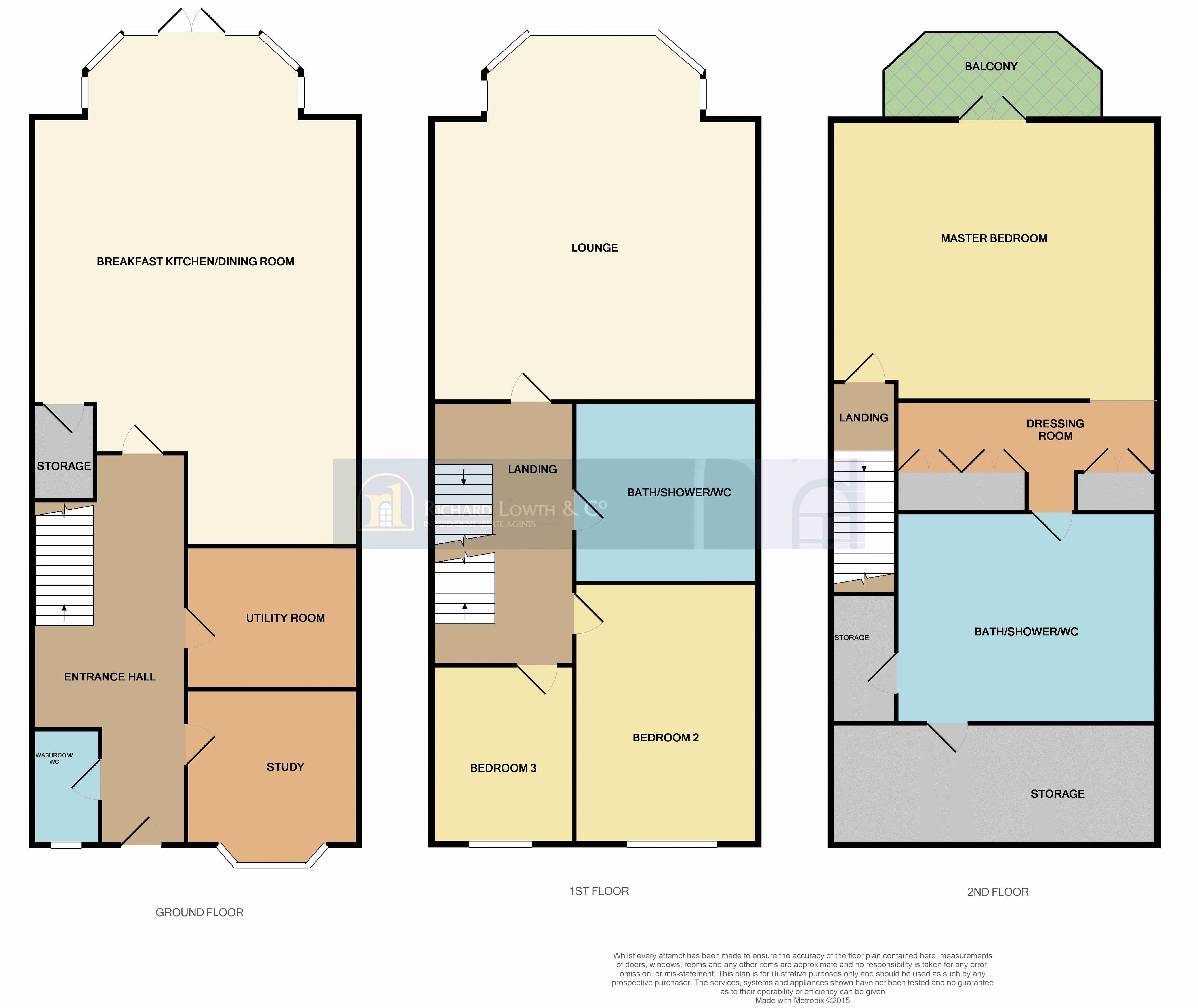 Floorplans For POYNTON ( HOCKLEY PADDOCK )