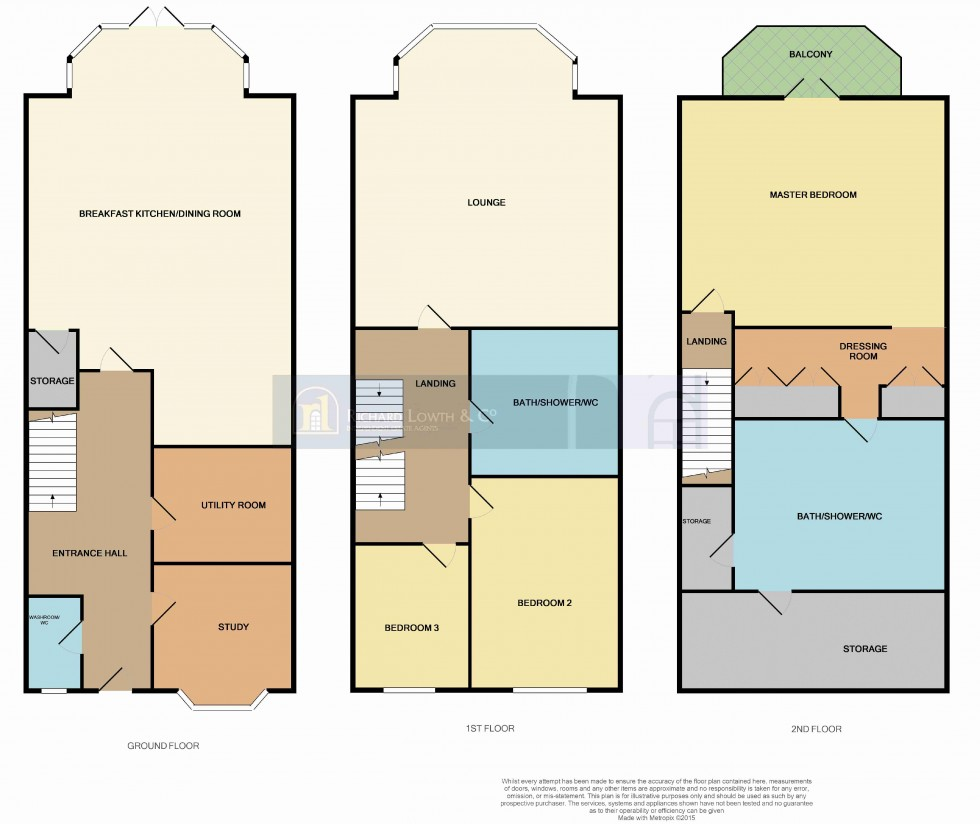 Floorplan for POYNTON ( HOCKLEY PADDOCK )