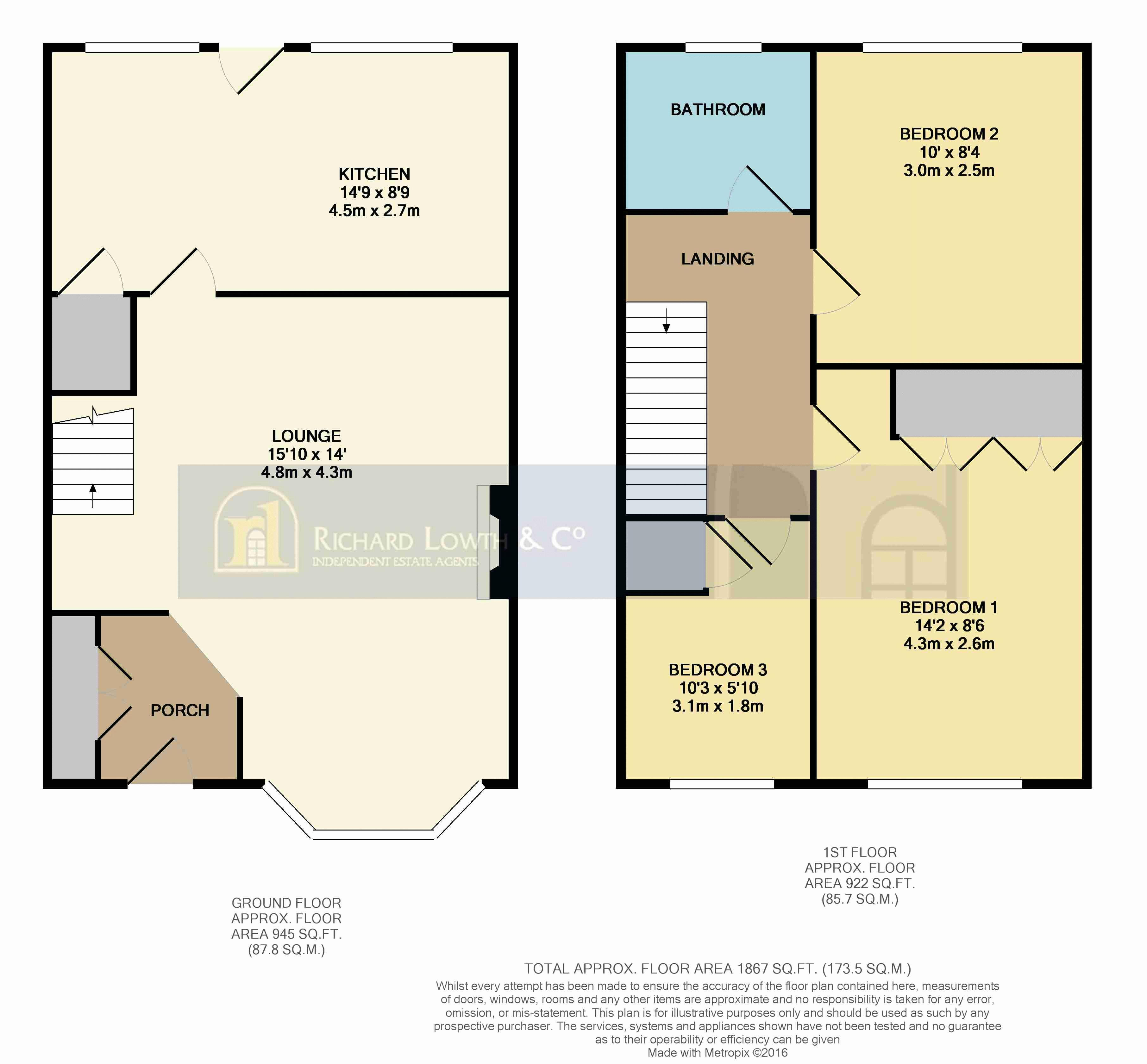 Floorplans For POYNTON (PUFFIN AVENUE)