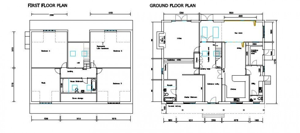 Floorplan for ADLINGTON ( BROOKLEDGE LANE )