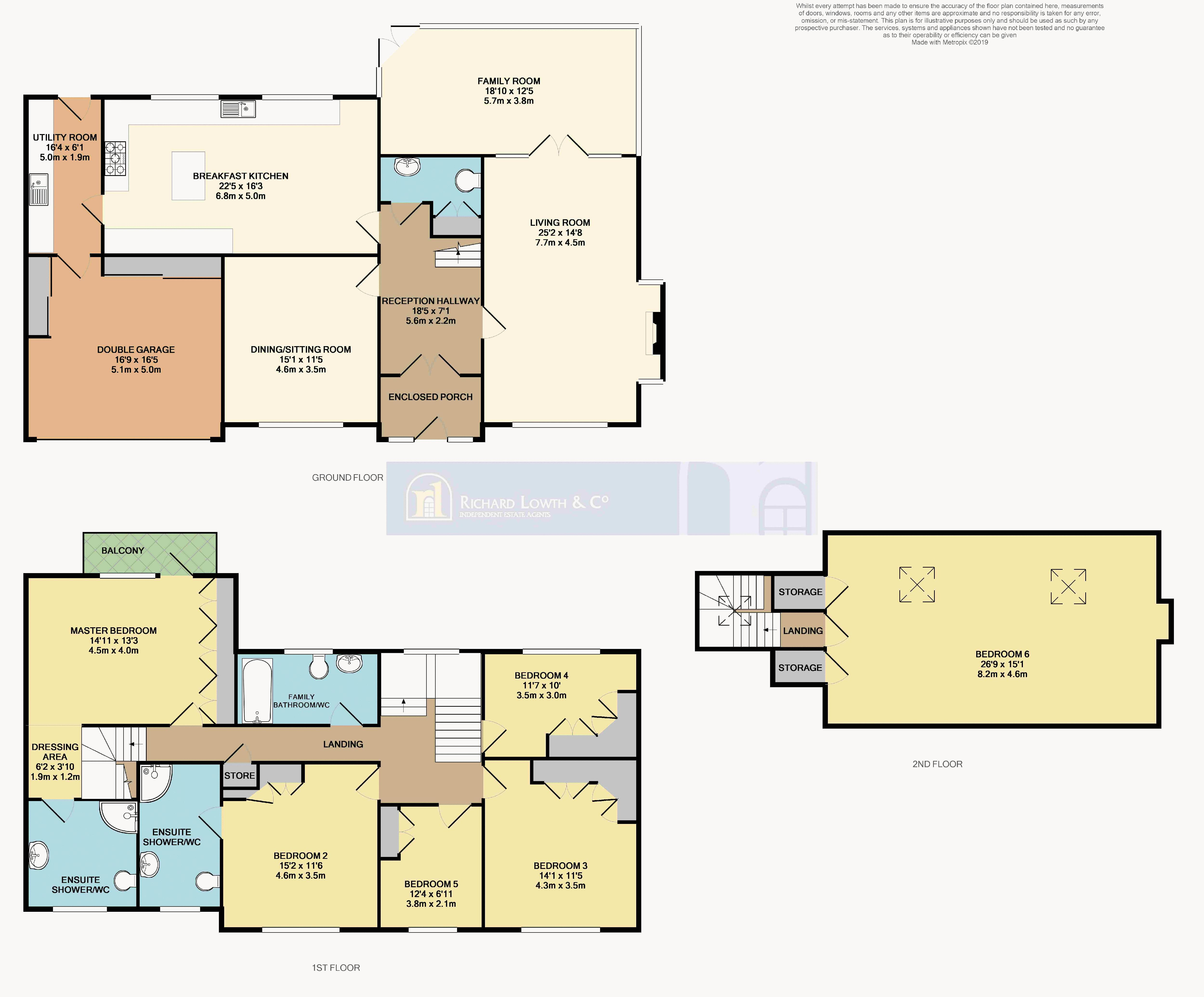 Floorplans For WOODFORD (CHESTER ROAD)